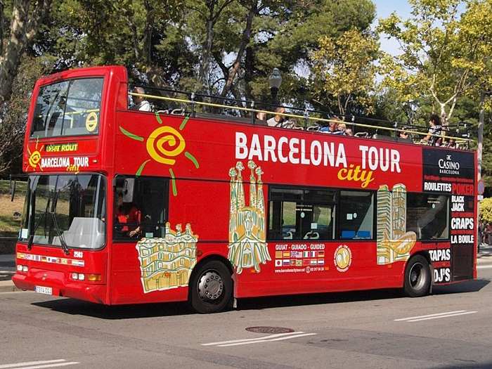 Post image for Tours in Barcelona, Spain