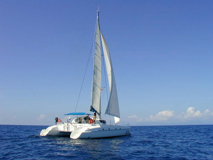 yacht charter in Barcelona, Spain