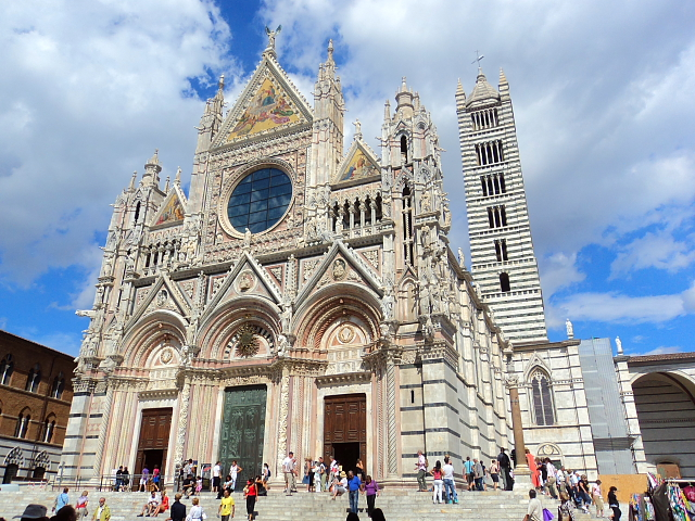 Siena Cathedral Duomo di Siena in Siena, Italy