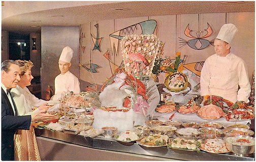Seafood Buffet in Las Vegas