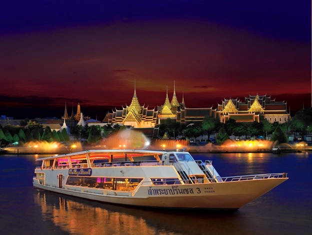 River cruise Bangkok
